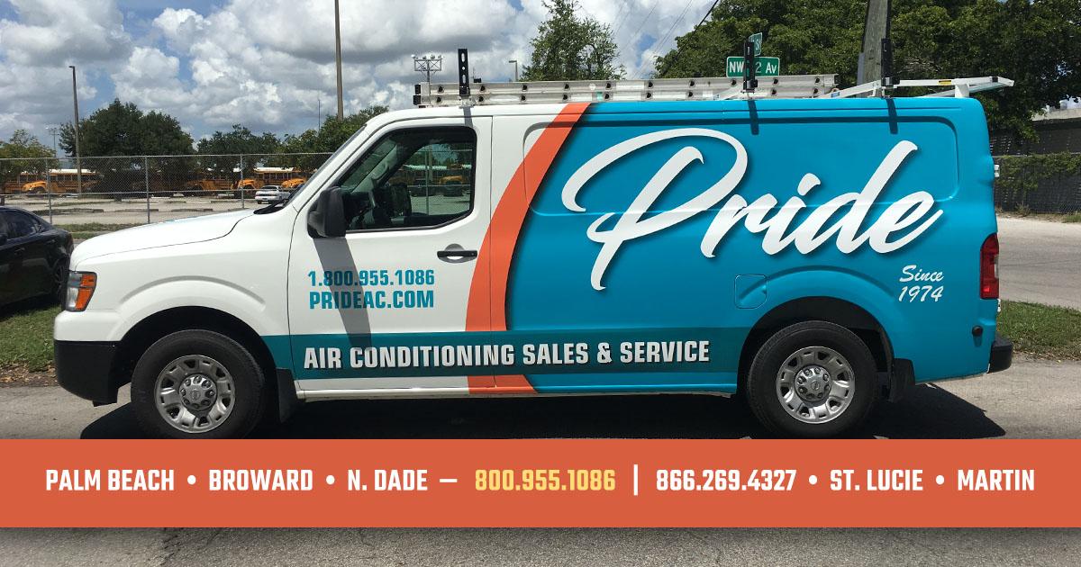 Home Warranty & AC Repair Coconut Creek FL | Pride Air