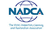 An HVAV Inspectopn, cleaning and restoration association member.