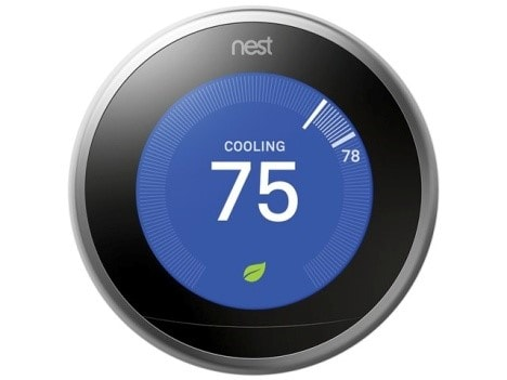 Pride Air Conditioning & Appliance works with NEST products in Surnise FL.
