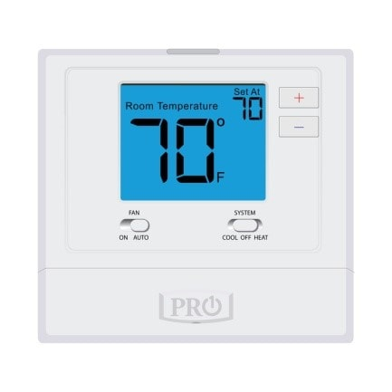 Pride Air Conditioning & Appliance works with Pro1 T701 - Non-Programmable Thermostats in Surnise FL.